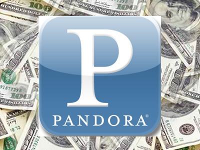 pandora.com log in