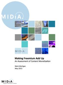 freemium cover