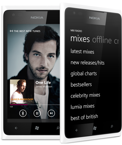 Nokia-Mix-Radio