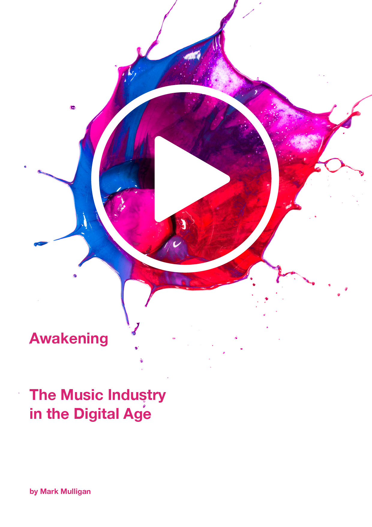 cultural industries in the digital age