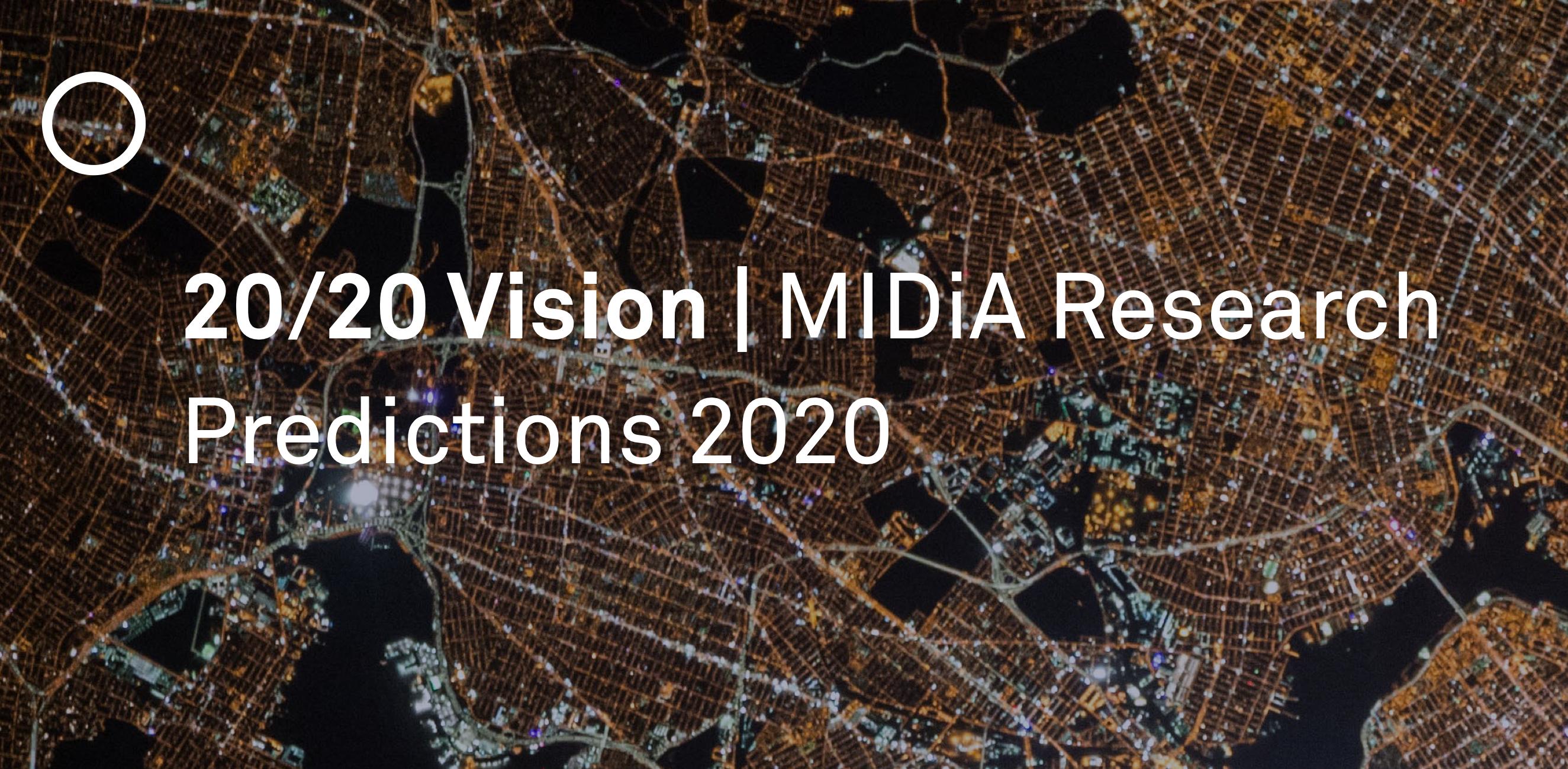 MIDiA Predictions 2020
